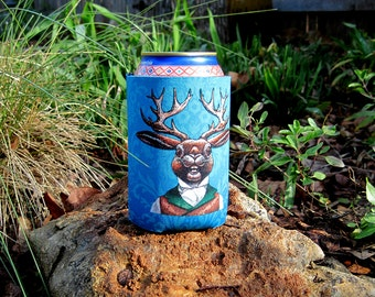 Jackalope Can Cooler