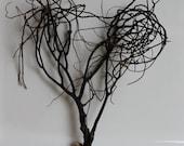 GUMBY's Sea Shack Sea Tree - art supplies - wall art - nautical decor - heart - ocean treasure