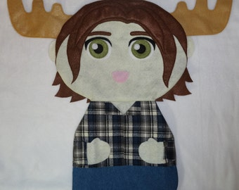 Sam Winchester Supernatural Cuddle Plush