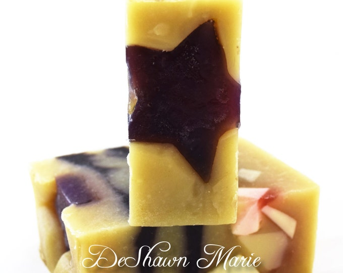 Super Star Soap {Spruce, Orange, Ginger}