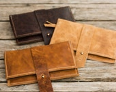 Time Traveler Wallet: Legacy Leathers