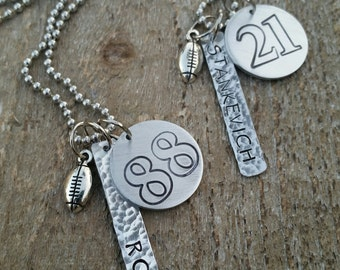 Sports Team Mom Necklace (Choose your Sport)