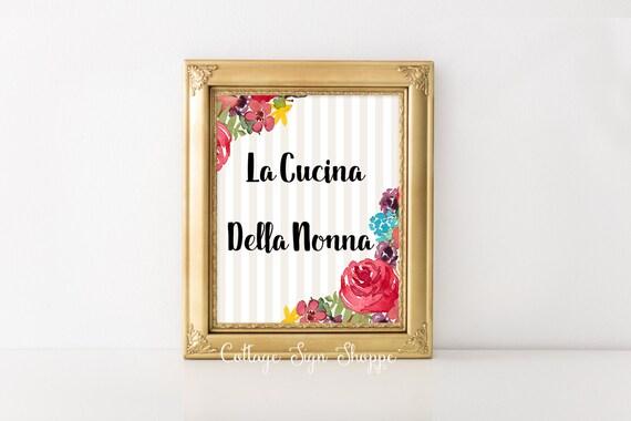 La Cucina Della Nonna Mothers Day Gift Ideas Gifts For