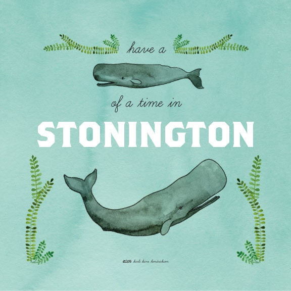 Have a Whale of a Time in Stonington