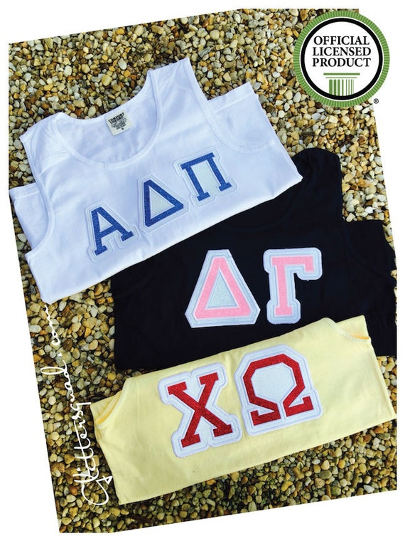 Greek Letter Shirt Sales