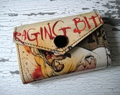 Flying Dog Raging Bitch Lady's Wallet