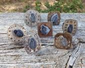 time & trilobites signature rings