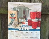 2016 Calendar Towel - An Ode to Jams & Jellies
