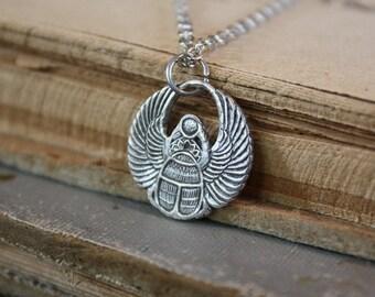 Scarab Necklace