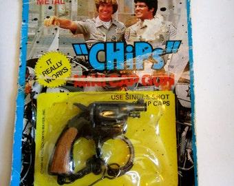 """Vintage """"CHiPS"""" California Highway Patrol Mini Die Cast Metal Toy"""