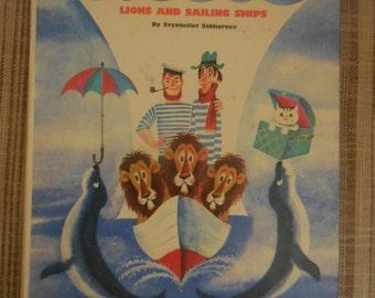 Lions and Sailing Ships by Svyatoslav Sakharnov