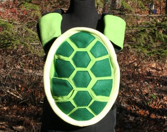 Turtle Shell Baby Carrier Accessory Bjorn, Ergo, Tula Cover with Huge Storage Pocket AND Front Pocket