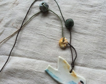 Bird necklace 5