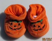 Free Shipping Halloween Costumes Baby Boy /Girl Clothing Pumpkin Slipper