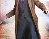 10th Doctor Who Suit! David Tennants Pinstripe Suit for Little Whovians -Childrens Sizes 1 to 10
