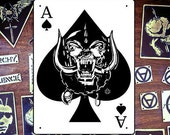 PREORDER Motorhead metal badge