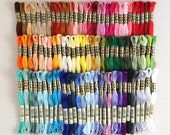 DMC Embroidery Floss // Benzie's Complete Collection // Gifts for Crafters, Floss Bundles, Entire Floss Line, Felt and Floss, Craft Floss