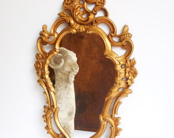 Unique odd shape frame related items etsy Odd shaped mirrors