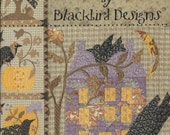 """QUILT BOOK:  An Autumn Quilt - """"The Raven""""  - Blackbird Designs"""