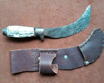Grimmace Knife