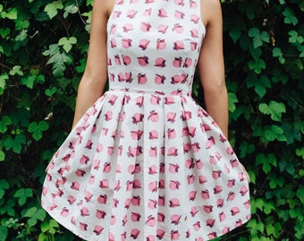 Miss Peaches Dress