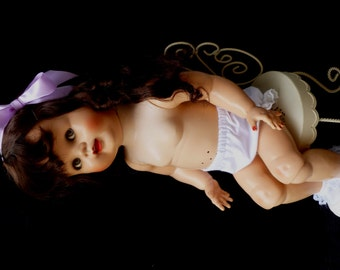 REDUCED-RARE Vintage Saucy/Posie Walker Doll - Praying Posable Knees - Only Made in 1954 (one year) Display Ready