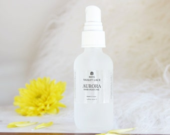 Aurora Hair Perfume | Jasmine + Strawberry | 100% natural and vegan