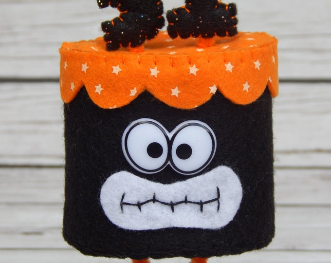 Halloween Cake Doll