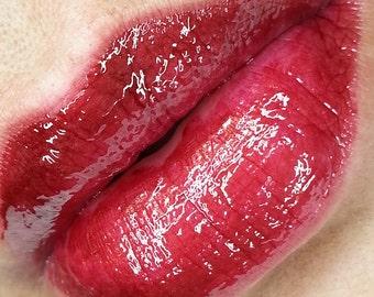 Cranberry Juice - Cranberry Burgundy Liquid Lipstick Lip Gloss 5