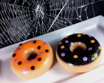 Halloween Doughnut Soap