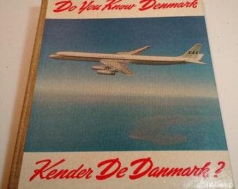 "Vintage book: ""Do You Know Denmark"""