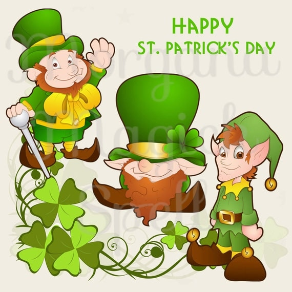 Leprechaun Royalty Free Clipart