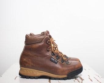 4.5 Men | 6 Women | L.L. Bean Made in Switzerland Hikers Hiking Trail Boots