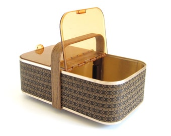 Salton Hot Basket Hotray Bun Warmer BH-5 Electric Bread Basket Retro 1960s 1970s Small Appliances