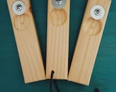 Wooden Hand-Held Bottle Openers