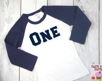 Boys Birthday Shirt, First Birthday Shirt, 1st Birthday Shirt, Birthday Shirt for Boys