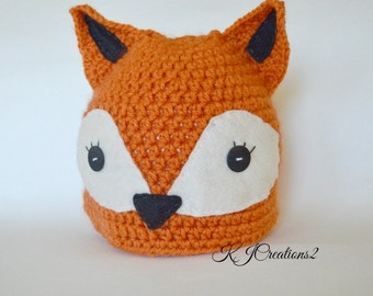 FOX HAT-All sizes available