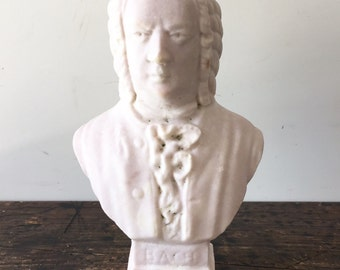 Vintage Bach Salt Bust