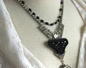 Assemblage Necklace, Stun...