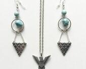 Vintage Eagle Pendent Necklace - Gifts Under 20