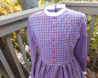 Girls Pioneer Dress Special Order Only