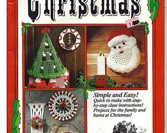 Old Fashion Macrame Christmas Pattern Book Taurus 918