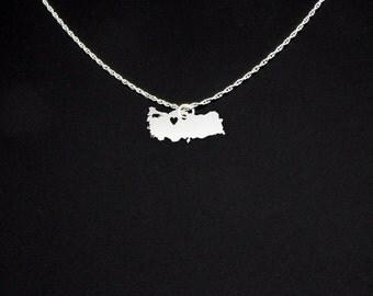 Turkey Necklace - Turkey Gift - Turkey Jewelry