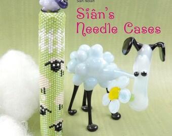 Siân Nolan - Siân's Needle Cases - Beading Book
