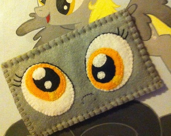 My little pony Derpy / Muffin phone cover
