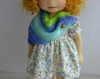 "REDUCED PRICE - MICHELA  20"" doll, waldorf doll, art doll"