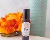 Fox Perfume and Chakra Oil for the Sacral Chakra