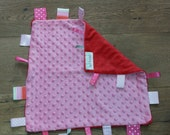 Baby Taggie Blanket