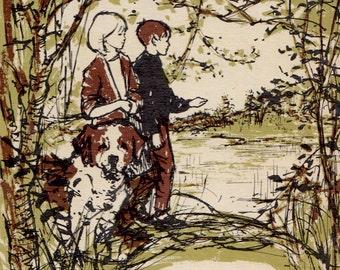 Surprise Island by Barbara Willard, illustrated by Jane Paton