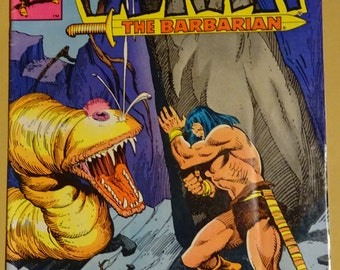 1981 Marvel Comics - Conan the Barbarian - Volume 1, #126 in Near Mint Condition - September 1981